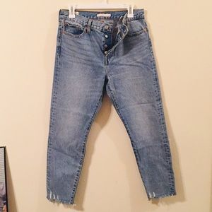 """Levi's Women's """"Wedgie Icon"""" High Waist Jeans"""
